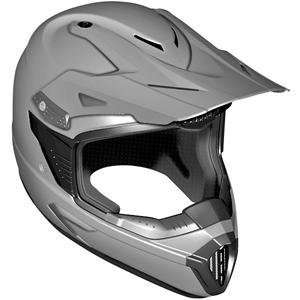 KBC PRO X Helmet   10/White: Automotive