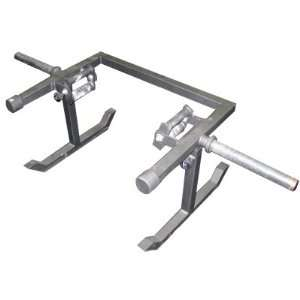 Sorinex Shrug Bar With Legs: Sports & Outdoors