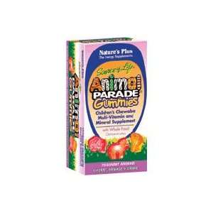 Animal Parade 50 Gummies Natures Plus Health & Personal Care