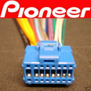 jensen vm9214 wiring harness diagram on popscreen pioneer wiring harness pioneer avh p6500dvd wire harness power plug 16 premier