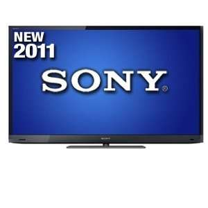 Sony Bravia 55 Edge LED Backlit 3D HDTV Bundle