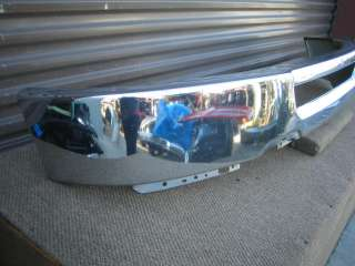 FORD F150 FRONT CHROME BUMPER OEM 06 07 2008 F 150 08