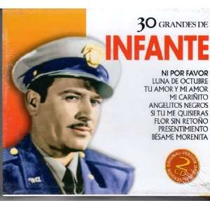 30 Grandes Exitos Pedro Infnate Pedro Infante Music