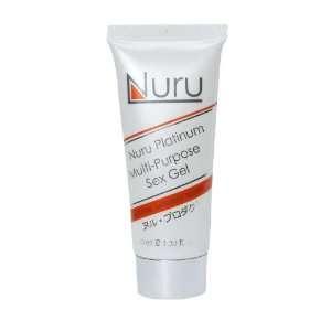 Nuru Massage Platinum Gel 1.35 Ounce: Beauty