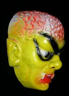 1960 Topstone BRAIN MONSTER Mask   FAMOUS MONSTERS