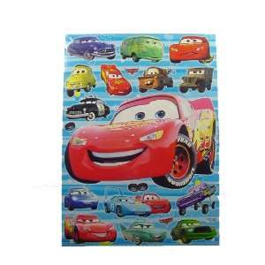 Disney Pixar Cars Magic Wall Windows Stickers Decals Home