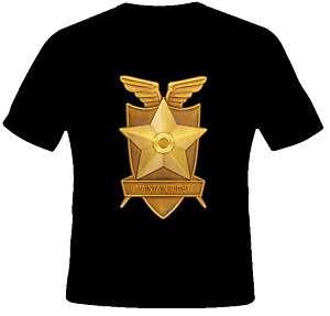 Main Force Patrol Mad Max Badge Maintain BLACK t shirt
