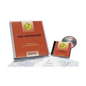 Marcom Fire Prevention Hazwoper Cd rom Course