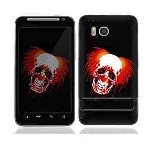 Killa Klown Protective Skin Cover Decal Sticker for HTC Thunderbolt