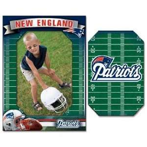 Patriots Magnet   Die Cut Vertical