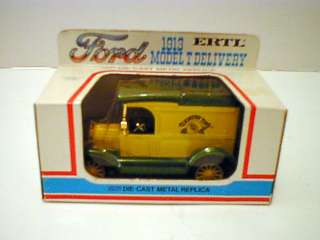 ERTL 1913 Ford Model T Country Time Delivery Truck NIB