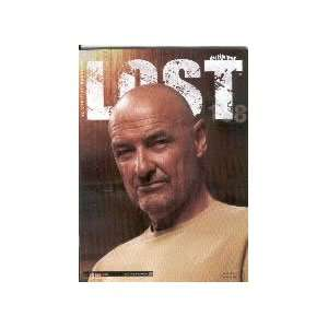 Lost Official Magazine #5 Variant Cover (Locke) Toys & Games