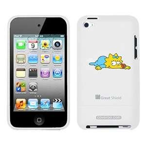 Maggie Simpson on iPod Touch 4g Greatshield Case