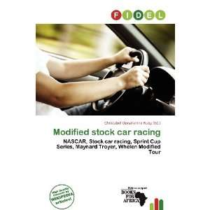 Modified stock car racing (9786136534831) Christabel