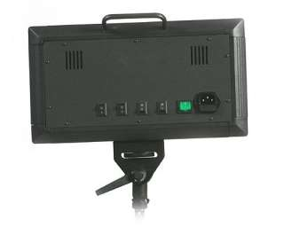 500 LED Light Panel Video Photography Stands Kit