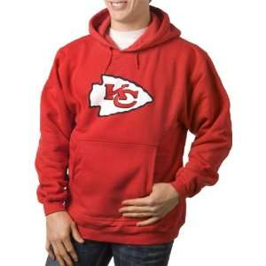 Kansas City Chiefs Logo Premier Hooded Sweatshirt Sports