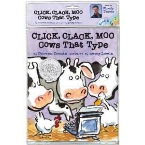 Click, Clack, Moo Cows That Type [Paperback] Doreen