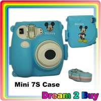 Instant Instax Mini 7S Polaroid Camera + Film&Case 659096711774
