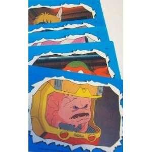 Teenage Mutant Ninja Turtles   TMNT   Trading Cards   Complete Set of