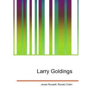 Larry Goldings Ronald Cohn Jesse Russell Books