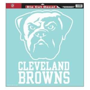 Cleveland Browns NFL Die Cut Decal