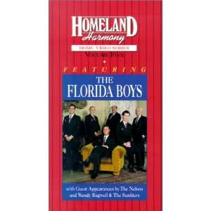 The Florida Boys [VHS] Nelons, Sunliters Movies & TV