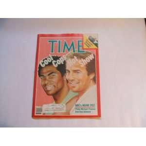 Time Magazine September 16 1985 NBCs Miami Vice