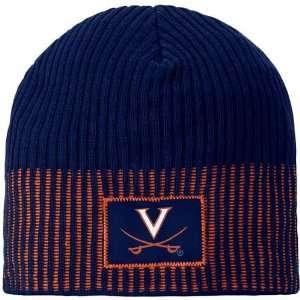 Nike Virginia Cavaliers Navy Blue All Nighter Beanie Cap
