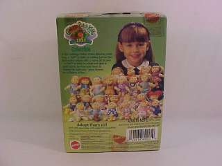 Mattel Cabbage Patch Kids Baby, Jodie Hedy, 1998 NRFB