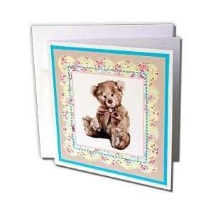 Susan Brown Designs Teddy Bear Themes   Teddy Rose