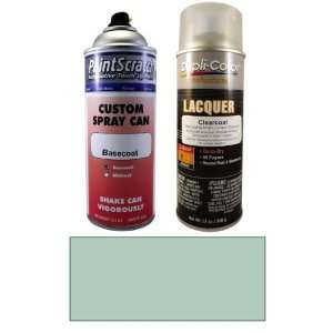 12.5 Oz. Havasu Blue Metallic Spray Can Paint Kit for 2003 Honda Pilot