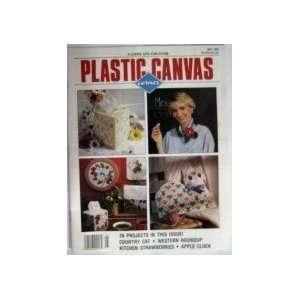 Plastic Canvas Corner (23 Projects, Vol 2.   No. 4): Anne Van Wagner