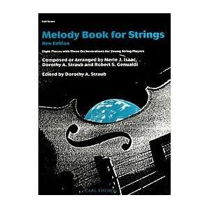 Melody Book For Strings (0798408027735) Books