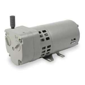 291306 Vacuum Pump,Rotary Vane,1/3 HP,1/4 NPT