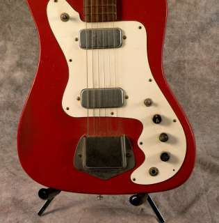 Kay Vanguard K 102 K102 Solid Body Electric Guitar Project