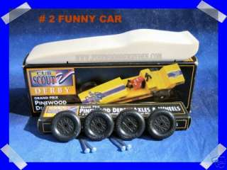 PRE CUT PINEWOOD DERBY KITS (C) 13 STYLES TO PICK FROM