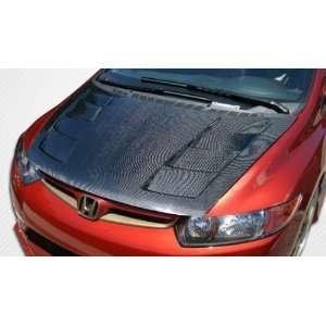 2006 2011 Honda Civic 2dr Carbon Creations Hot Wheels Hood