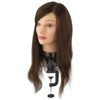 Marianna 18 20 Cosmetology Mannequin Head 100% Human Hair