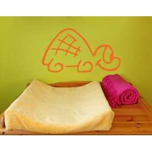 Turtle   Vinyl Wall Decal