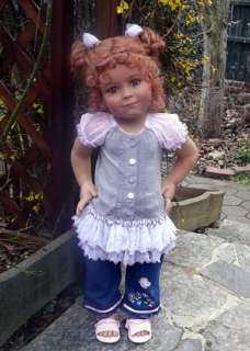 Masterpiece Doll Chelsea by Susan Lippl 30 New 2012