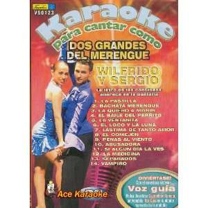 Cantar Pop Dos Grandes Del Merengue V50123 DVD Musical Instruments