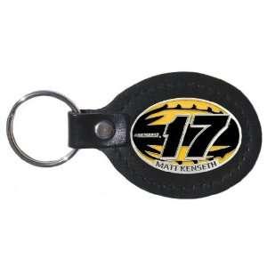 17 MATT KENSETH Leather Key Tag   NASCAR NASCAR   Fan Shop