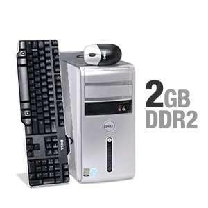Dell Inspiron 530 Refurbished Desktop Computer
