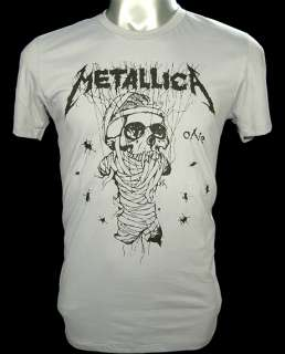Metallica One Album James Hetfield Metal T Shirt S ~ XL