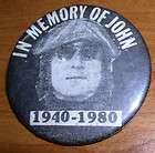 Beatles John Lennon Commemorative Decanter 1940 1980