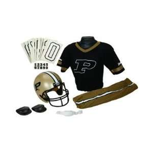 NCAA Purdue Youth Team Uniform Set, Size Small Everything