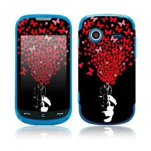 Samsung Character Decal Skin Sticker   The Love Gun: Everything Else
