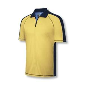 Adidas 2008 Mens ClimaCool Retro Color Block Polo Shirt