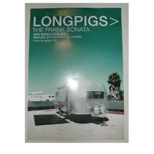 The Longpigs Poster Long Pigs the Frank Sonata: Home