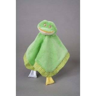 Green Frog Snuggler 13 by Douglas Cuddle Toys